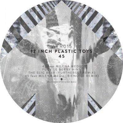 album 45 - 12 Inch Plastic Toys