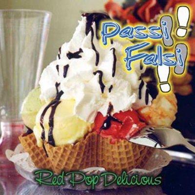 album Red Pop Delicious - Passi Falsi