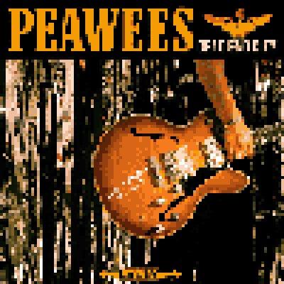 album Dead city end (ristampa) - Peawees