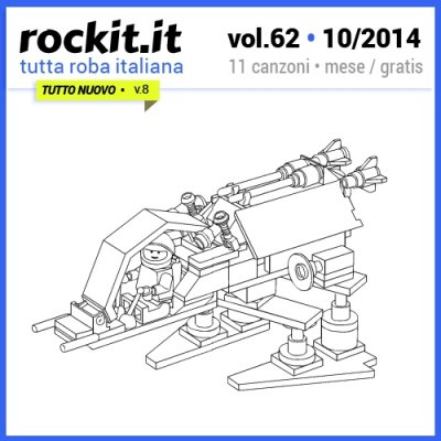 album Rockit Vol. 62 - Compilation