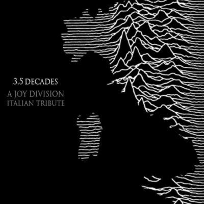album 3.5. Decades - A Joy Division Italian Tribute - Compilation