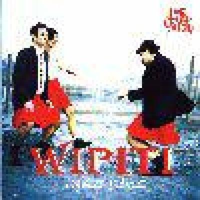 album WIPITI dance dance - Le Loup Garou