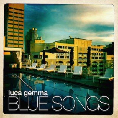 album Blue Songs Luca Gemma