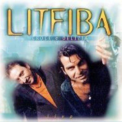 album Croce e Delizia (Live) Litfiba