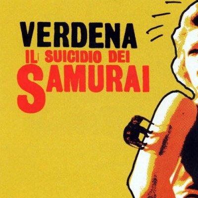 album Il suicidio dei samurai - Verdena