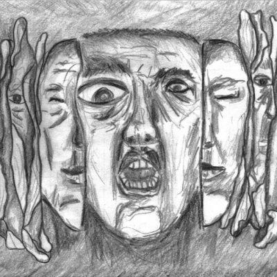 album Baciati dall'Inganno - Vuoti a Rendere