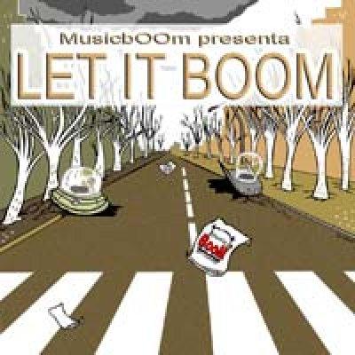 album Let it boom - Split