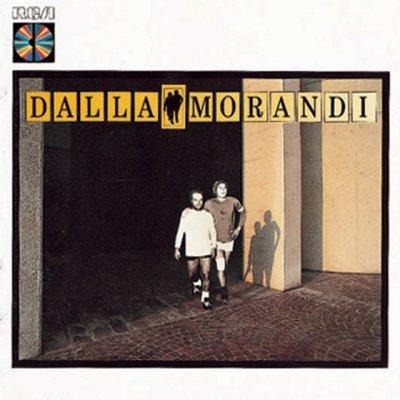 album Dalla/Morandi - Gianni Morandi