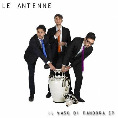 album Il Vaso di Pandora EP - Le Antenne