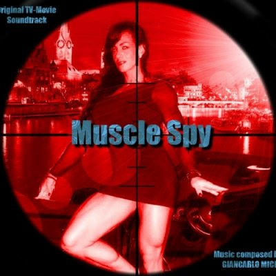 album Muscle Spy - Giancarlo Mici