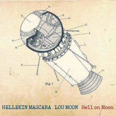 album Hell on Moon - Hellekin Mascara