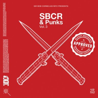 album SBCR & Punks Vol.3 - Sir Bob Cornelius Rifo
