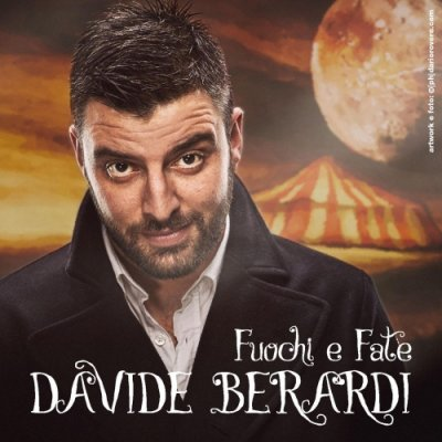 album FUOCHI E FATE - Davide Berardi