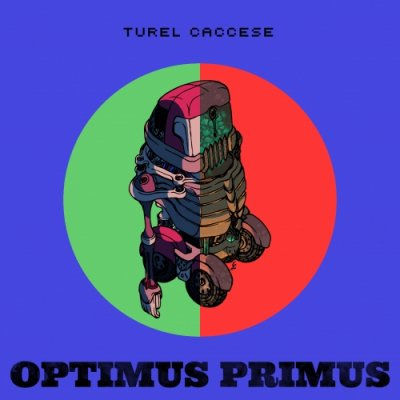 album Optimus Primus [EP] - Turel Caccese