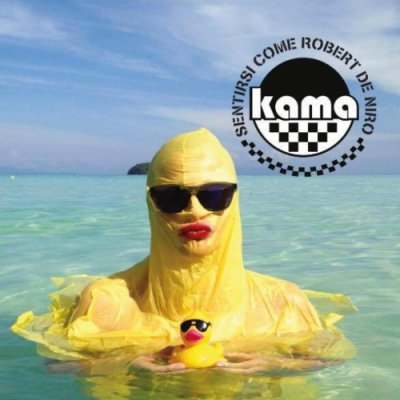 album Sentirsi come Robert De Niro (cd singolo) - Kama