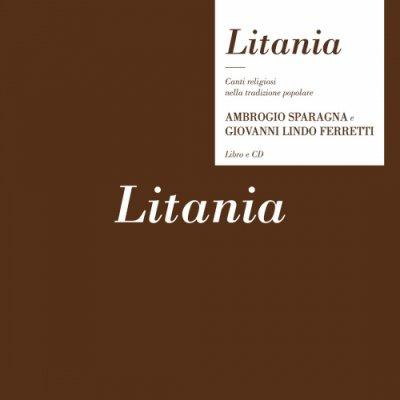 album Litania - Giovanni Lindo Ferretti