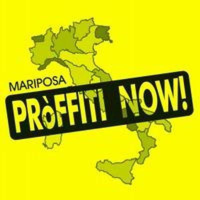 album PRòFFITI NOW! - Mariposa