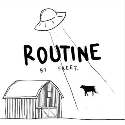 album ROUTINE - FREEZ