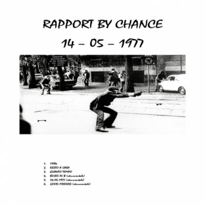 album 14/05/1977 - EP - Rapport by chance