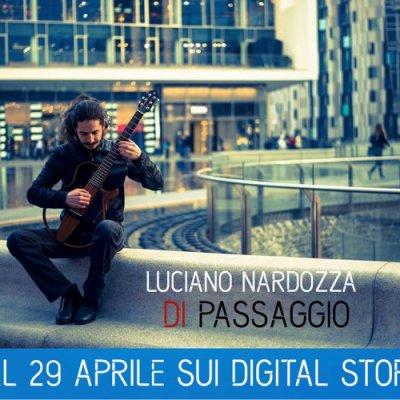 album Di Passaggio Luciano Nardozza
