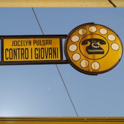 album Contro i giovani Jocelyn Pulsar