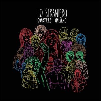 album Quartiere italiano Lo Straniero