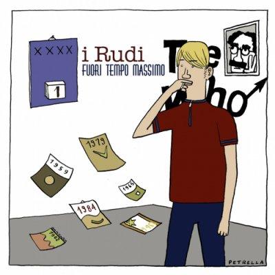 album Fuori tempo massimo i Rudi