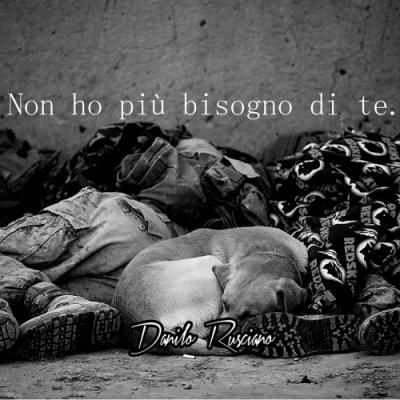 album Non ho più bisogno di te - Danilo Rusciano