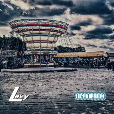 album Light Blue Levy