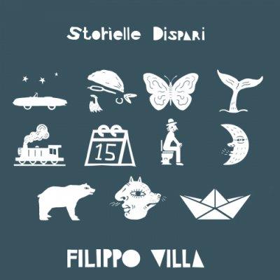 album Storielle Dispari - Filippo Villa