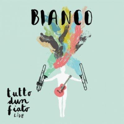 album Tutto D'un Fiato Live - Bianco
