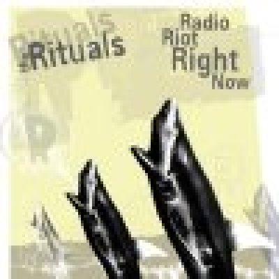 album The Rituals & Radio Riot Right Now Split - Split