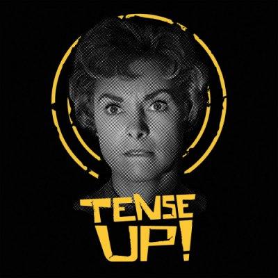 album Tense Up! - Tense Up!