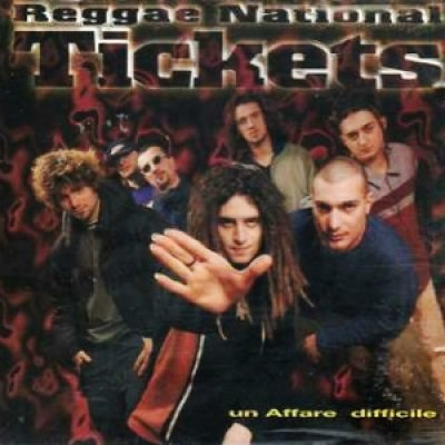 album Un affare difficile - Reggae National Tickets