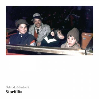 album Storifilìa - Orlando Manfredi & Duemanosinistra