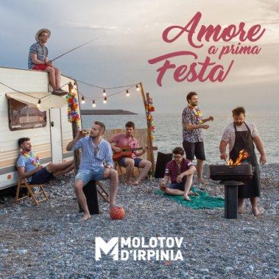 album Amore a Prima Festa - Molotov d'Irpinia