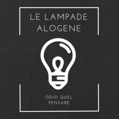 album Odio Quel Pensare - Le Lampade Alogene