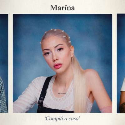 album Compiti a casa - MARïNA