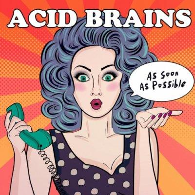 album As soon as possible - Acid Brains