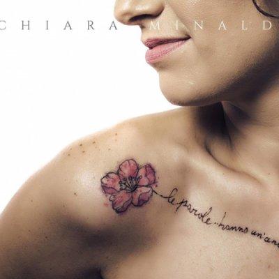 album Le parole hanno un'anima - Chiara Minaldi