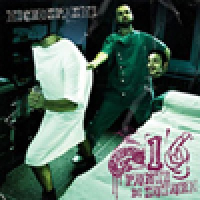 album 16 Punti Di Sutura - Microspasmi