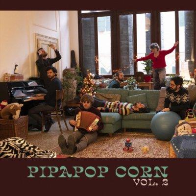 album Pipapop Corn Vol. 2 - Compilation