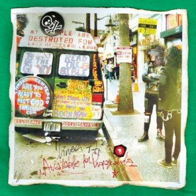 album Available For Propaganda - Linea 77