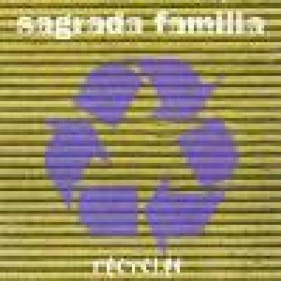album Recycled - Sagrada Familia