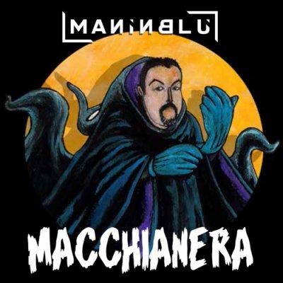 album Macchianera (2020) ManìnBlù