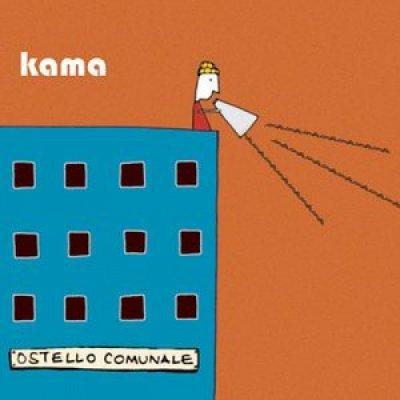 album Ostello comunale (cd single) - Kama