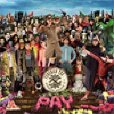 album Federico Tre E Il Destino Infausto - Pay