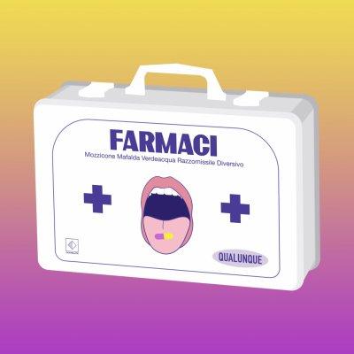 album FARMACI - Qualunque
