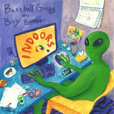 album Indoors Baseball Gregg