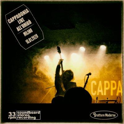 album Live all'Ohibò Cappadonia
